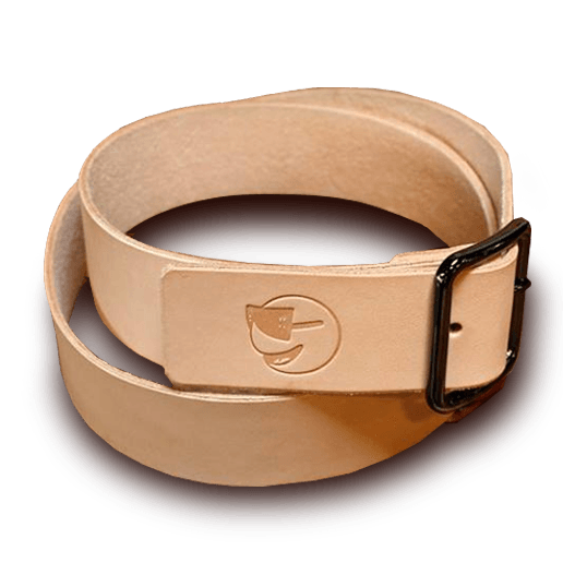Kronkel By Boaz Belt Natural